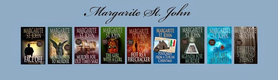 Margarite St. John