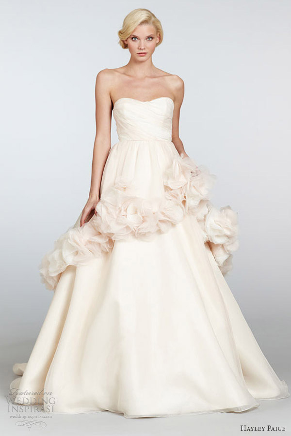 Honey buy hayley paige 2013 spring summer wedding dresses for Hayley paige wedding dress