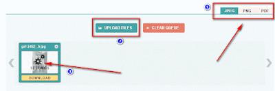 Kompres Gambar Online Terbaik Untuk Mempercepat Loading Blog