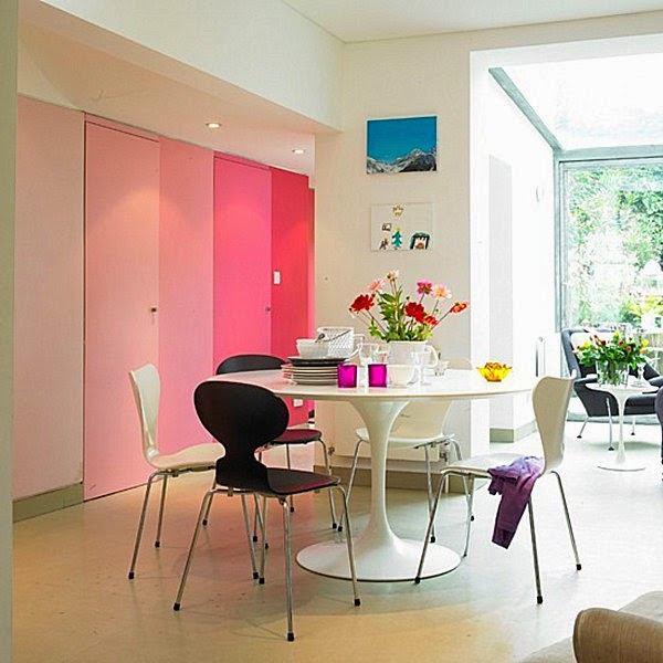 Ombre Design eye for design: decorating with the ombre trend