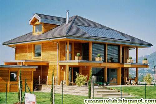 Tudo sobre casas pr fabricadas casas modulares e casas - Casa ecologicas prefabricadas ...