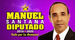 MANUEL SANTANA DIPUTADO