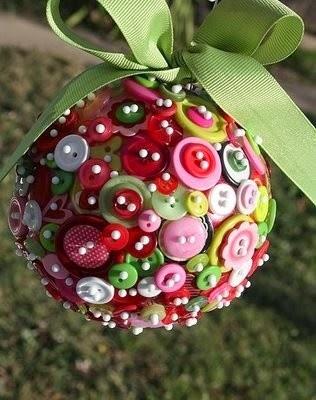 esferas de navidad coloridas