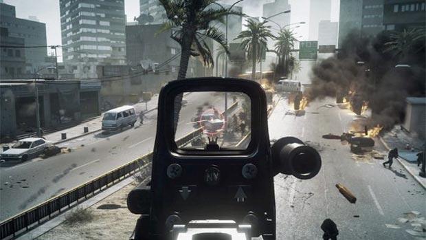 [Jogos] MW3 vs. BTF3 Battlefield3