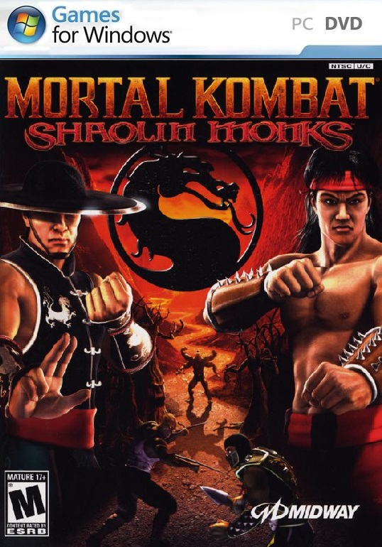 mortal kombat games free  pc