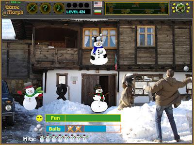 Happy First Snow Screenshot