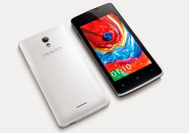 Oppo Joy, Smartphone Android Quad Core Sejutaan