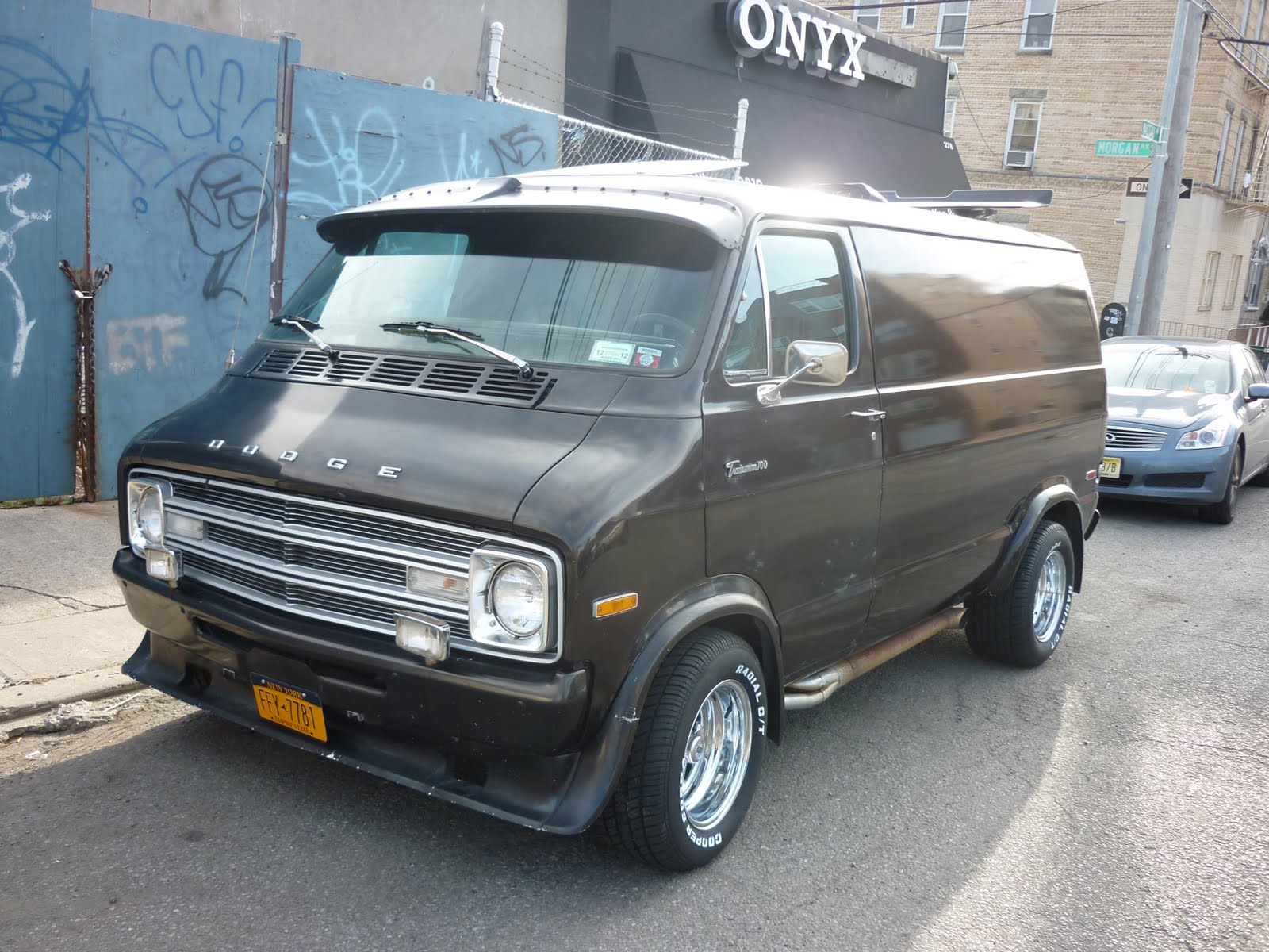 Looking To Sell Or Trade My 1977 Dodge on 1977 dodge van custom