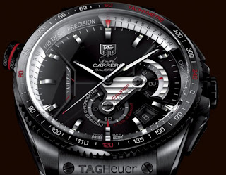 Jam Tangan Tag Heuer Grand Carera Calibre 36