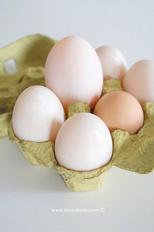 Racconto divertente sulle uova