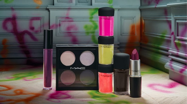 MAC Punk Couture Collection January 2014