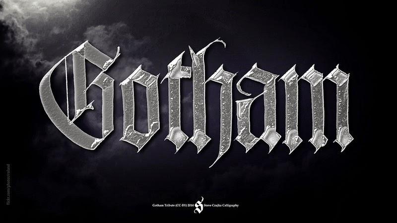 gotham tv series logo
