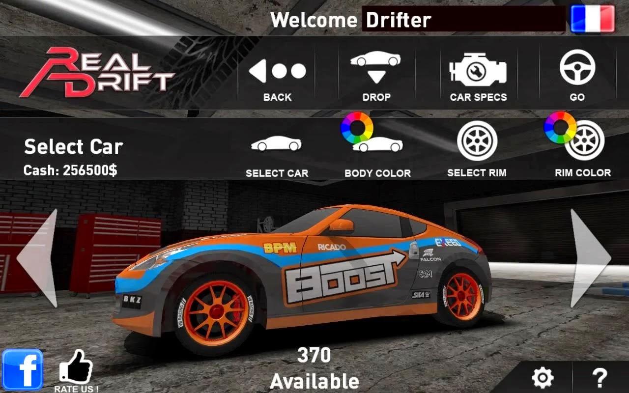 Real Drift Car Racing v2.2 Mod [Unlimited Money]