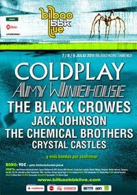 The Mars Volta,  Seasick Steve y Zarama al Bilbao BBK Live Festival