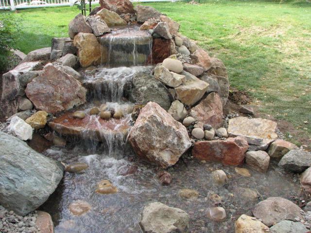 Kbt waterfalls pondless waterfalls for Pondless waterfall