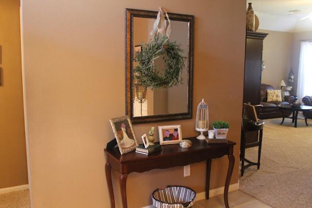 Restaurant Foyer Design : Texas decor foyer and dining room tour