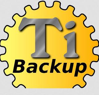 How to use titanium backup tool