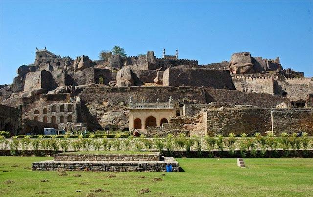 Golconda Fort,Andhra Pradesh