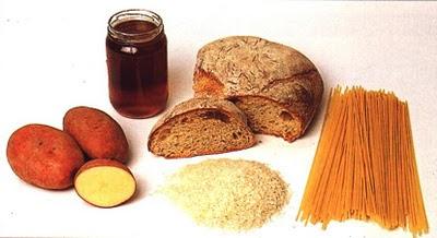 Espa o ci ncias 6 ano gl cidos gl cidos ou hidratos de - Alimentos hidratos de carbono ...