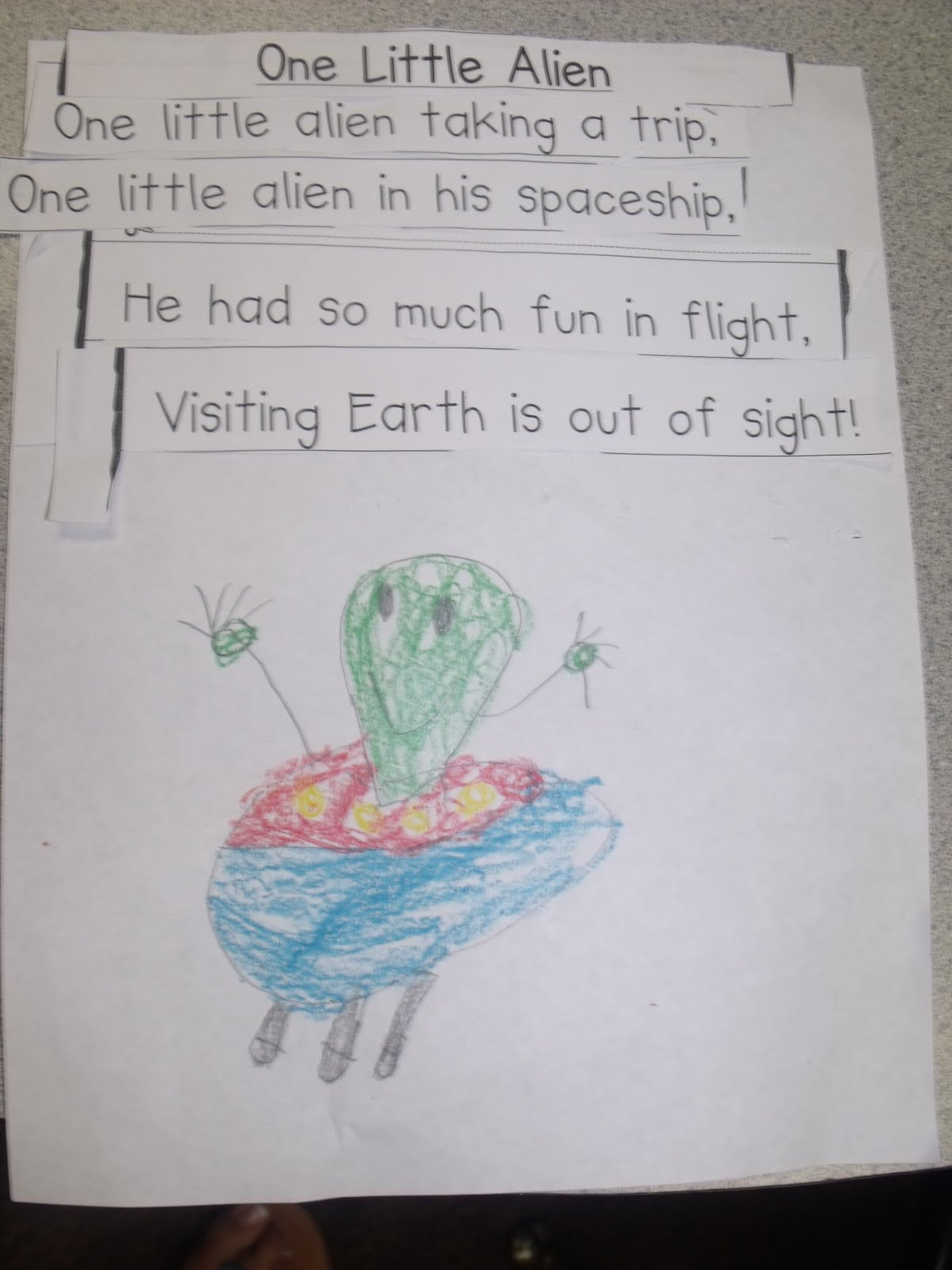 Aliens Love Underpants! - Mrs. Jump\'s Class