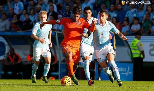 Valencia vs Las Palmas La Liga Spain