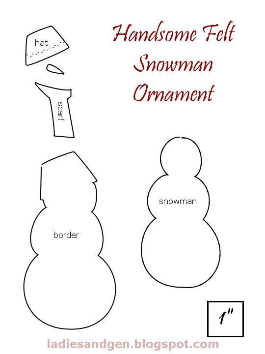 Snowman Eyes Template Cut out paper pattern pieces