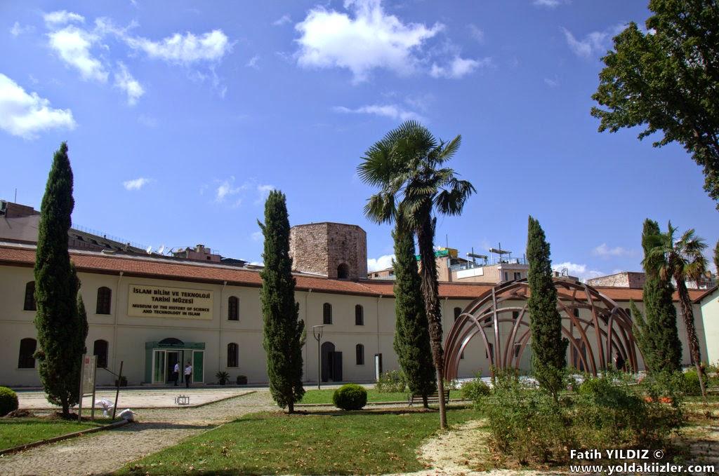 İslam Bilim ve Teknoloji Tarihi Müzesi Gülhane Has Ahırlar Topkapı Sarayı