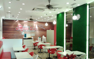 dining area interior designer kota damansara petaling jaya selangor renovation carpenter
