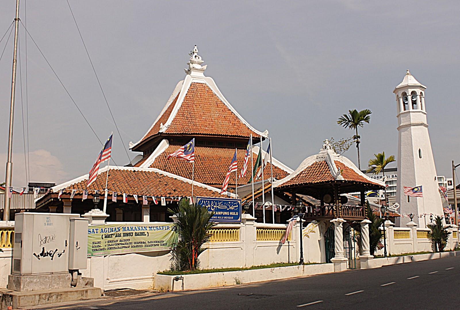 Sang Ekstasi Masjid Kampung Hulu Melaka