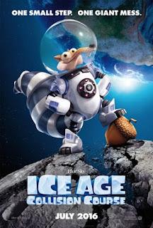 La era de hielo 5 Choque de Mundos /  Ice Age 5 Collision Course (2016) Online