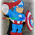 Super Hero Squad: Capitan America