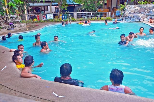 Kabayan Beach Resort at Laiya Batangas Treasure Race Team