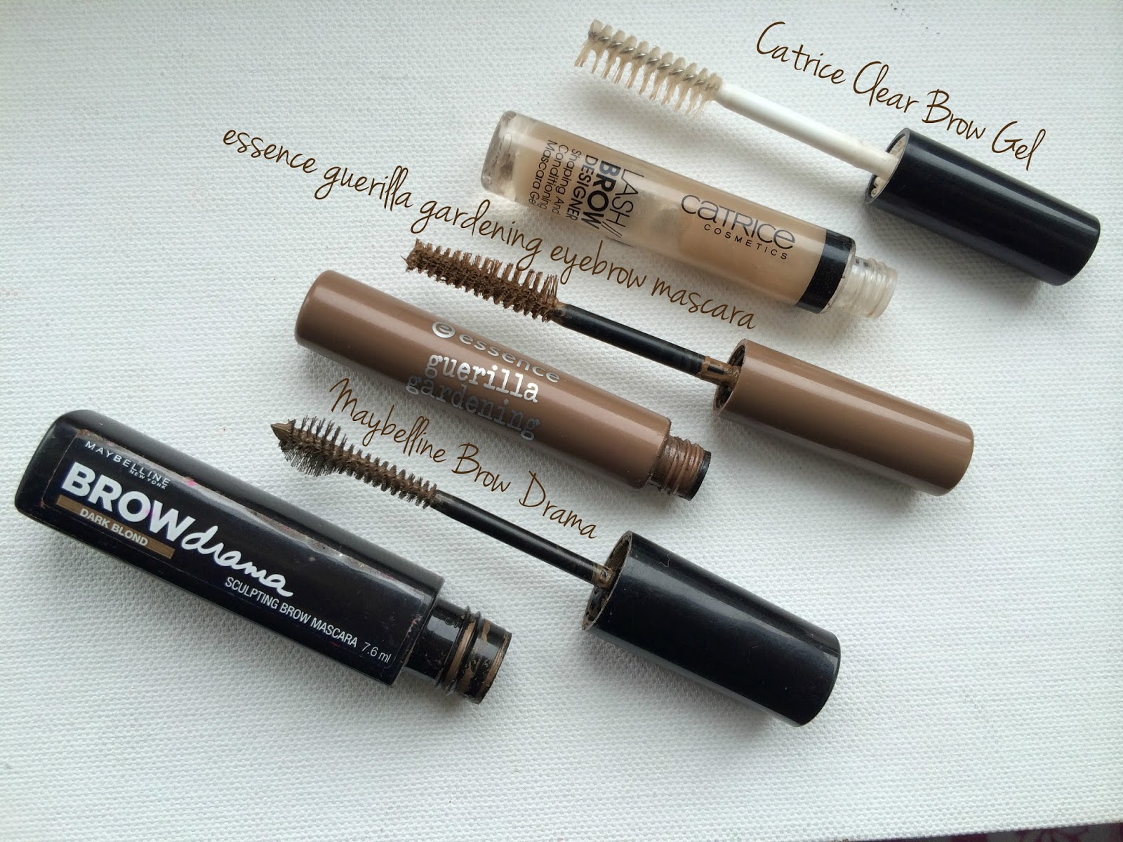 My Fashion Beauty Blog Best Eyebrow Products How To Fill In
