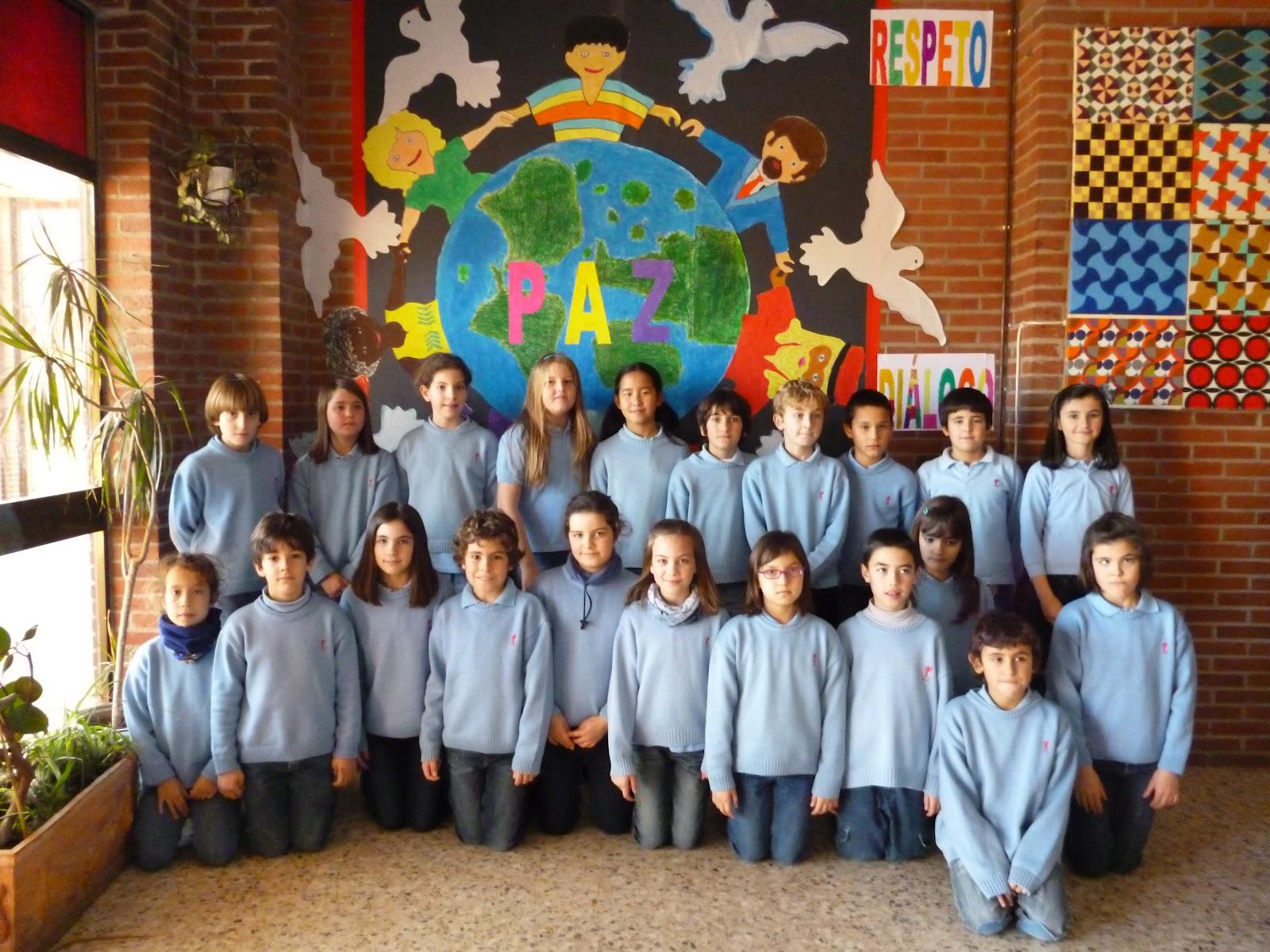 Jard n de frica 4 de primaria for Colegio jardin de africa