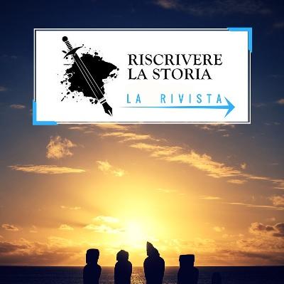 FINALMENTE DISPONIBILE: RISCRIVERE LA STORIA - LA RIVISTA