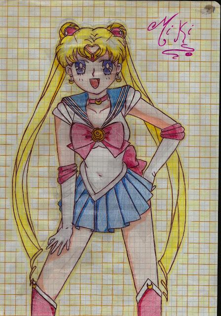 Mikiinthepinkland come nata una passione 1 i manga for Disegni facili da riprodurre