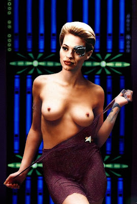 pictures Captin janeway nude