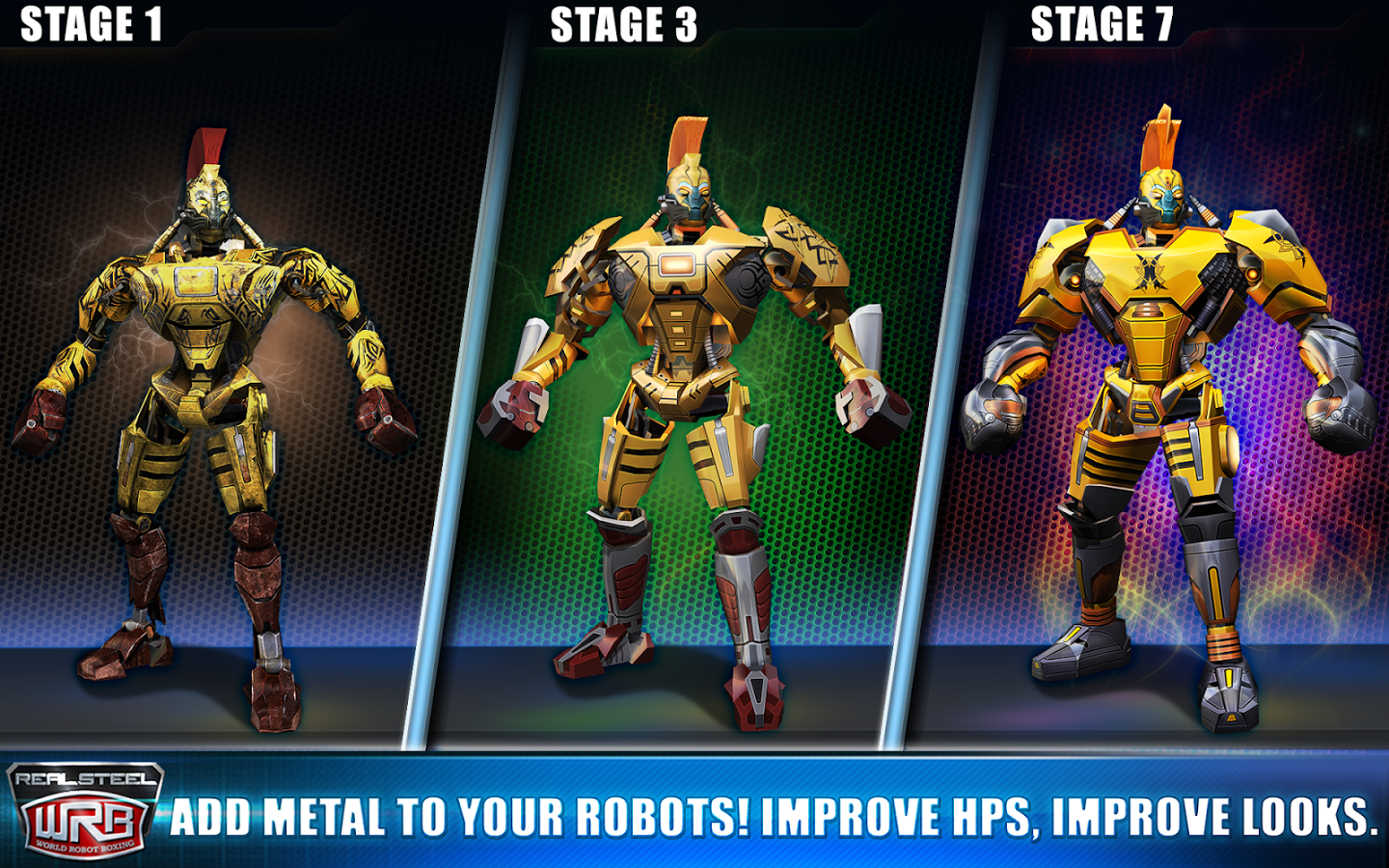 Mod Game Real Steel World Robot Boxing