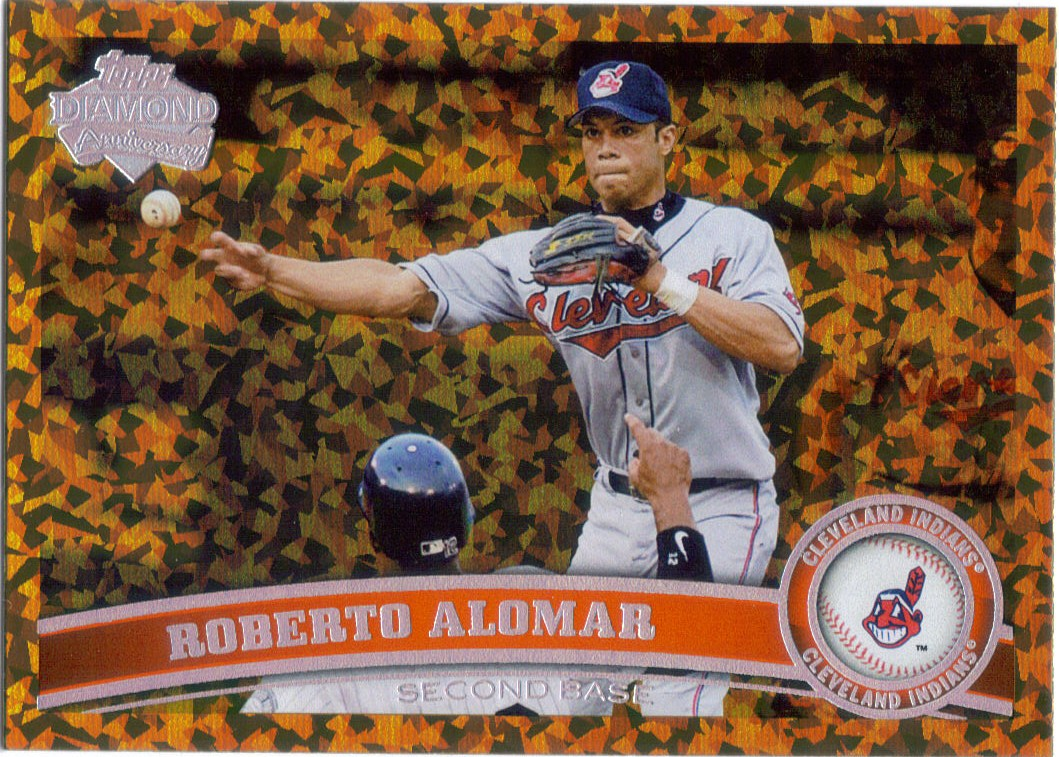 Thoughts on 2011 Topps Update Inserts  2011+Topps+Diamond+Cognac+Alomar