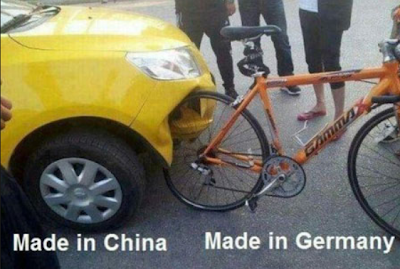Life of Product of Made in China