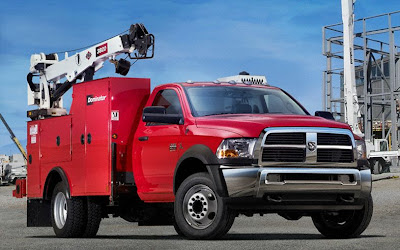 2012 dodge ram heavy duty