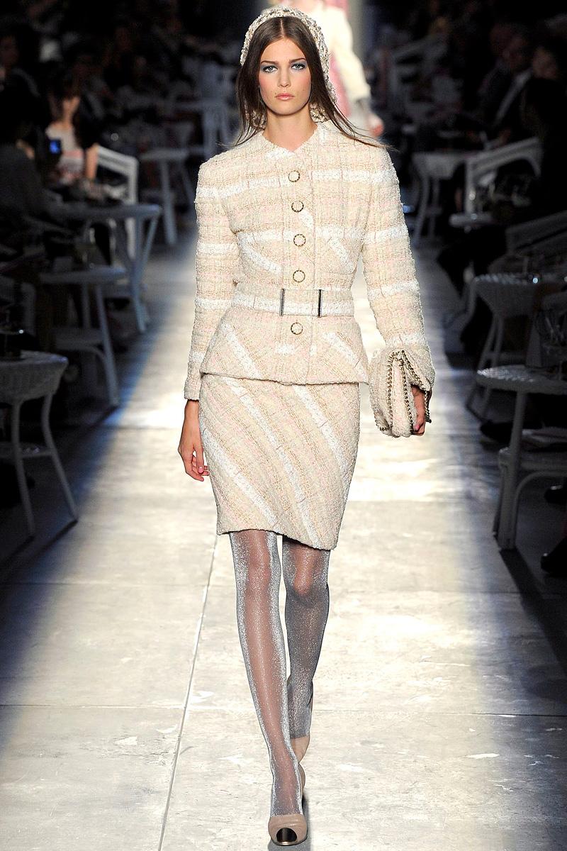 CITIZEN CHIC: Chanel Haute Couture F/W 12.13 Part II