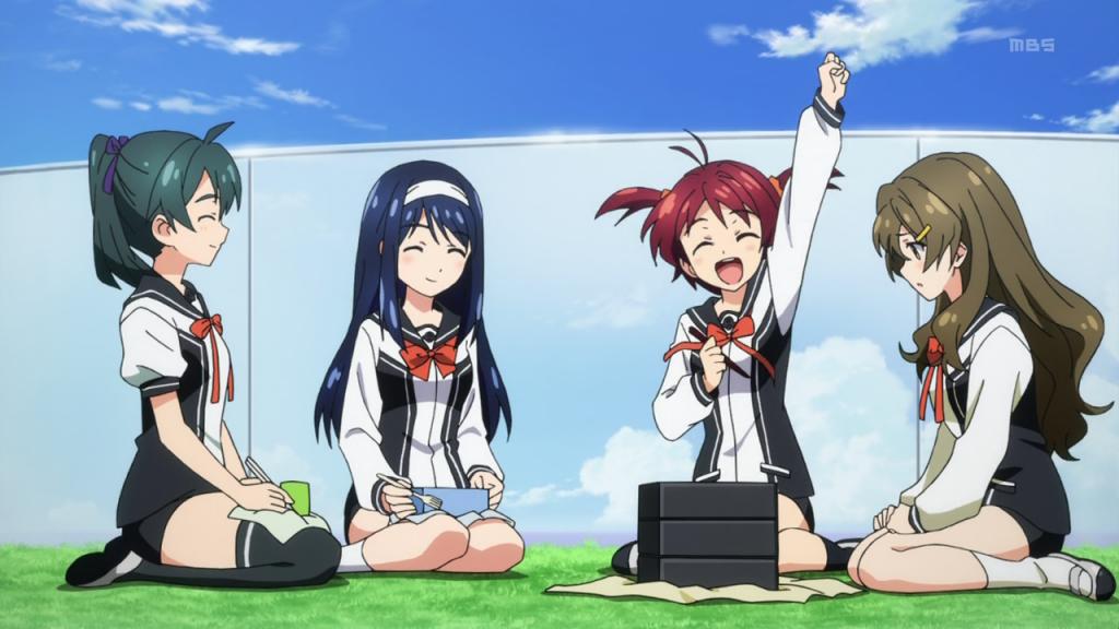 anime mahou shoujo manga accion aventura