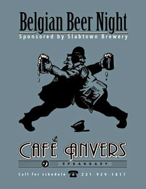 Belgian Beer Night