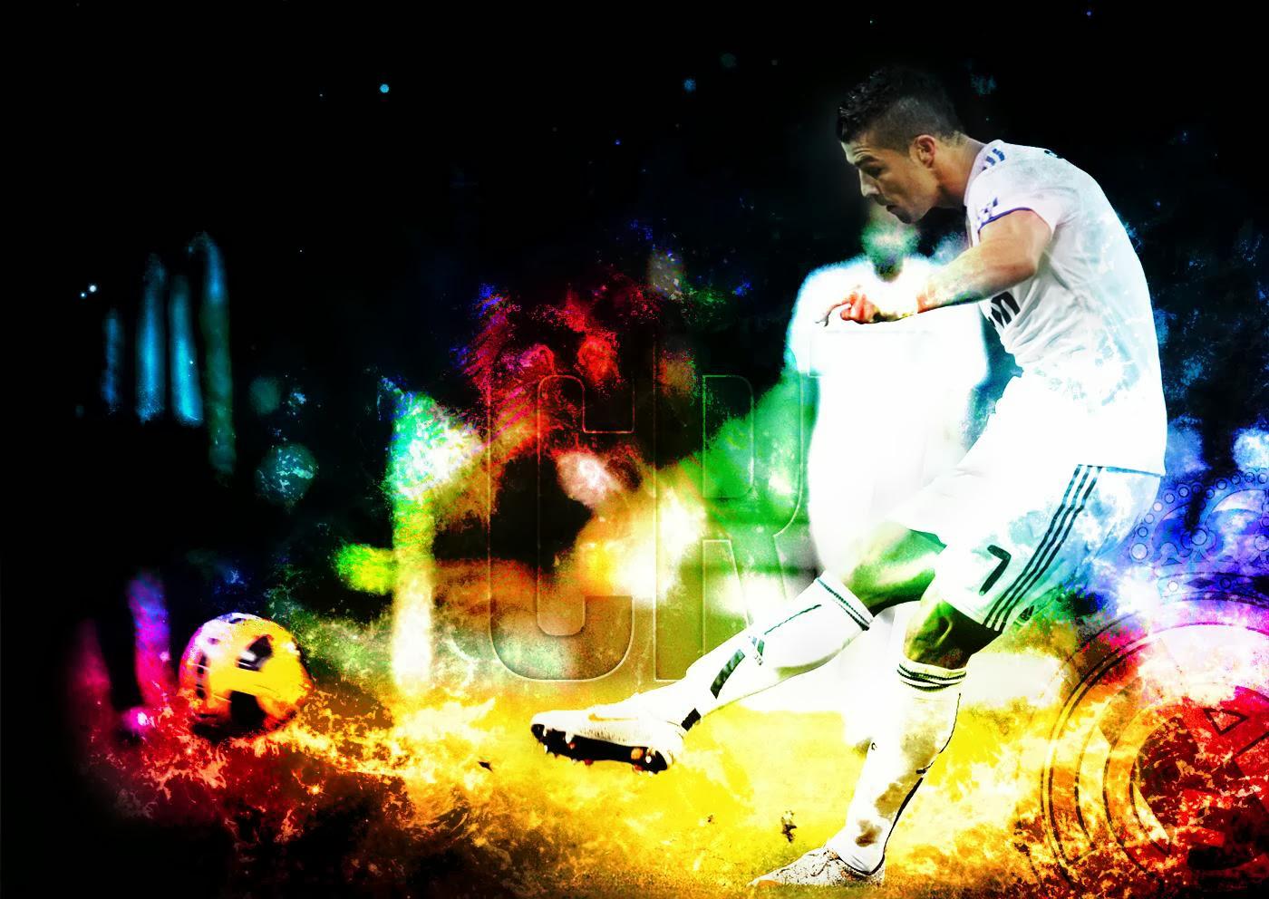 Cristiano Ronaldo Free Kick 2014