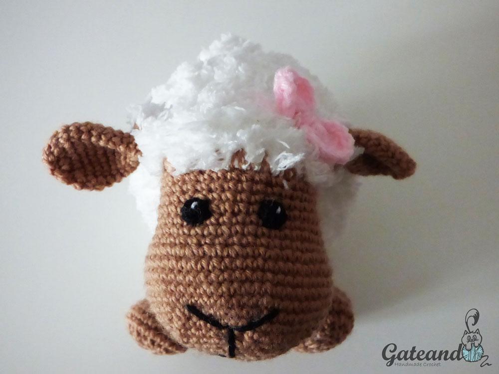 Amigurumi Patrones Gratis : Patron Oveja Amigurumi / Sheep Amigurumi Pattern