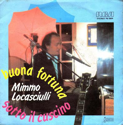 Sanremo 1985 - Mimmo Locasciulli - Buona Fortuna