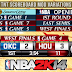 NBA 2K14 TNT Scoreboard Mods - Playoffs / NBA Cares / Opening Night