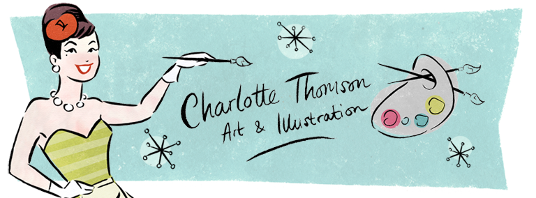 Charlotte Thomson Art & Illustration