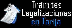 Trámites y Legalizaciones en Tarija